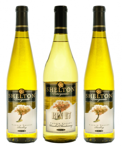 White Wine Holiday Gift Set