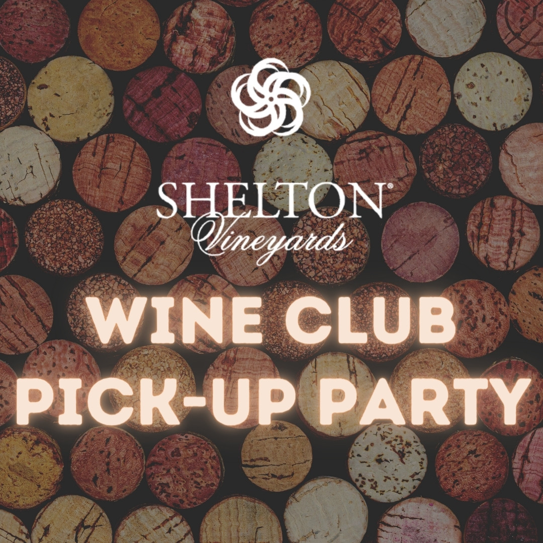 Wine Club Pick Up Party